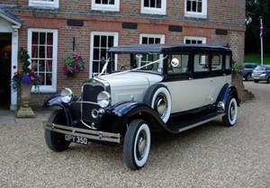 1931 streched Bentle