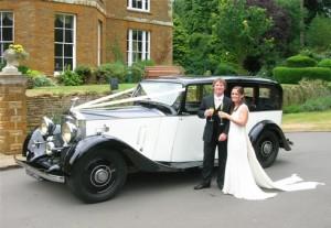 1936 Rolls Royce