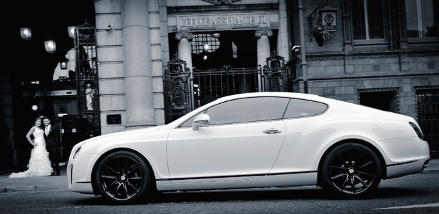 Bentley GT Supersports