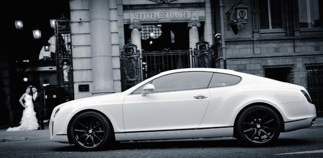 Bentley GT Supersports