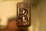 Rolls Royce Badge