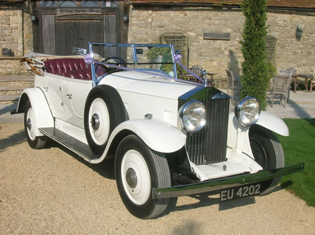 Rolls Royce Tourer