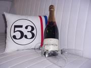 Herbie's champagne