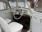 Herbie interior