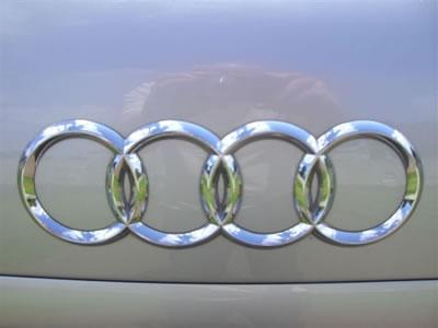 Audi Wedding Cars Special Day Cars - Audi car sign
