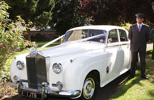 Rolls Royce Silver Cloud
